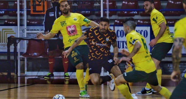 Lo Sporting Sala Consilina conferma la sua forza battendo l'Ecocity Futsal Cisterna