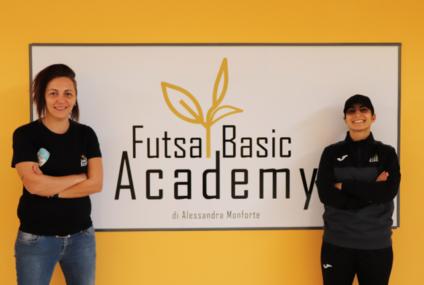 Latina MMXVII collaborazione con la Futsal Basic Academy per puntare alla linea verde