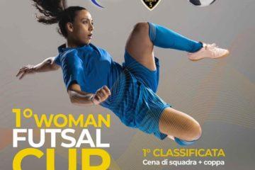 Iscrizioni aperte al 1° Woman Futsal Cup