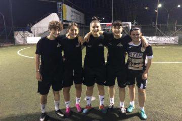 Woman Futsal Cup: Giocosport inarrestabile, ma la Futsal Academy non si ferma