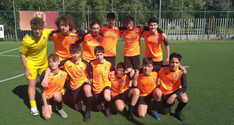 Inizia la stagione dell'Accademia Sport. L'under 15 orange impegnata in Coppa Lazio