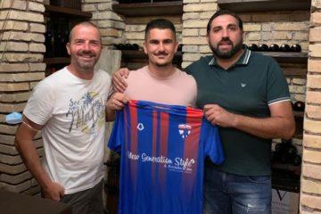 Lo United Pomezia blinda la porta con l'arrivo di Federico Molitierno