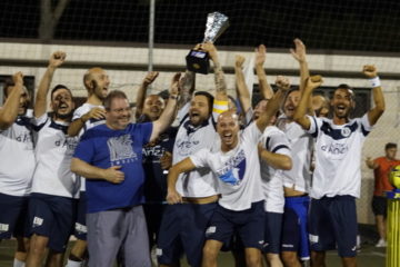 Città di Anzio sul trono: vince la Lega Futsal Amatori