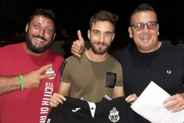 """Cristian Novelli al Città di Anzio. """"Orgoglioso di indossare questa maglia"""""""