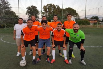 Valgis Futsal: Trionfa Bar Ruggy