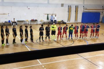 Non basta una grande Real Nascosa, la capolista Real Terracina vince nel finale