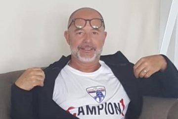 """Riccardo Mantegazza lascia lo United Pomezia. """"Sarò sempre il primo tifoso"""""""