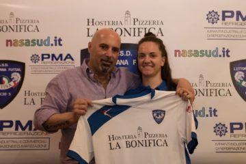 Arriva un'altra conferma: Sara Villa con la Littoriana anche la prossima stagione
