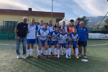 Serie C: Esordio amaro dello Sporting Club Maranola, sorride l'Atletico San Lorenzo