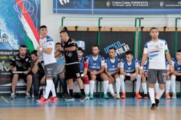 Lo United Aprilia regola il Real Terracina nel match di andata della Coppa Italia