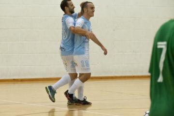 """Ecocity Futsal Cisterna bene in Coppa. Giordani: """"Spero di arrivare fino in fondo"""""""