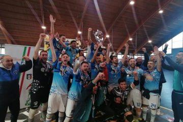 Il Real Fabrica trionfa in Coppa Lazio. Martinozzi decide la sfida con la Nordovest