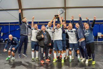 Coppa di Lega Futsal Amatori Latina Trofeo ATM: Trionfa il Città di Anzio