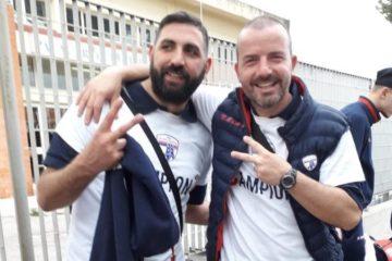 """Lo United Pomezia comincia in trasferta. Caporaletti: """"Andremo a godercela"""""""