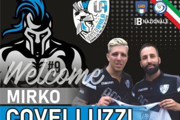 Colpo grosso dello United Aprilia: alla corte di mister Trobiani arriva Mirko Covelluzzi
