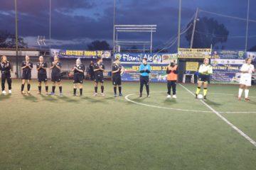Tris di Roberta Duò e la Futsal Pontinia porta via un punto all'History Roma 3Z