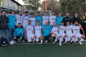 Con la cinquina allo Sporting Terracina il Latina MMXVII ottiene la prima vittoria