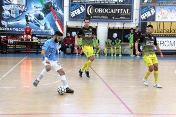 Lo United Aprilia Test riaccoglie in campo il suo capitano Francesco Pacchiarotti