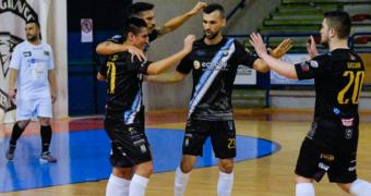 L'Ecocity Futsal Cisterna annuncia Vinicius Sardella e prepara la trasferta di Fondi