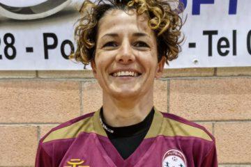 Cinzia Cavariani si rimette le scarpette e riparte con la Futsal Pontinia