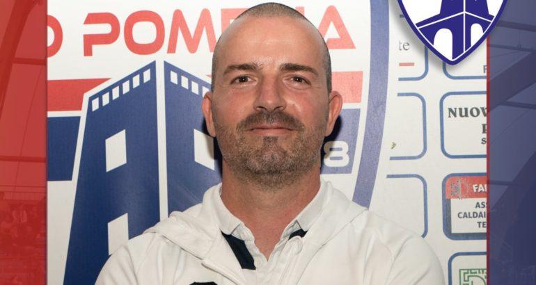 Questione di feeling, lo United Pomezia conferma il tecnico Alessio Caporaletti