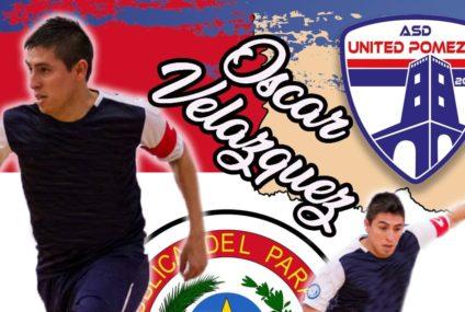 Lo United Pomezia attiva nel futsalmercato: c'è l'annuncio dell'accordo con Velazquez