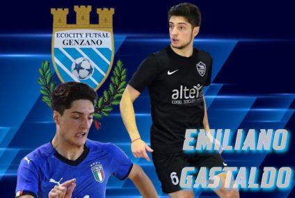 Emiliano Gastaldo è il primo colpo di mercato dell'Ecocity Futsal Genzano