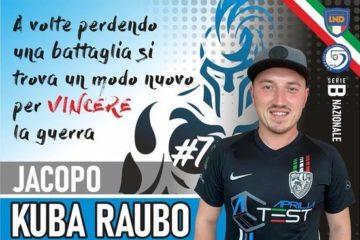 Kuba Raubo allo United Aprilia Test, un colpo che non ha bisogno di presentazioni