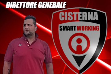 La Smart Working Cisterna affida a Maurizio Iacovacci l'incarico di Direttore Generale