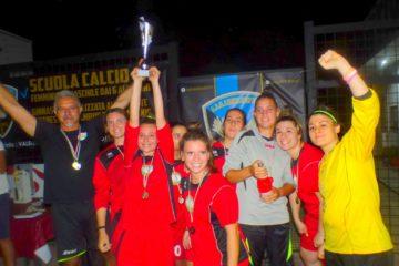 Woman Futsal Cup, trionfa Giocosport